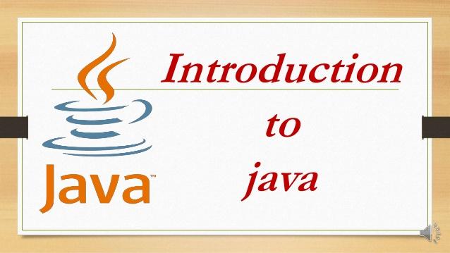 Giới thiệu về lập trình Java
