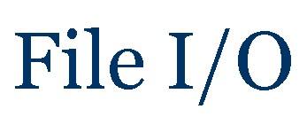 Loạt bài hướng dẫn về File và IO trong Java