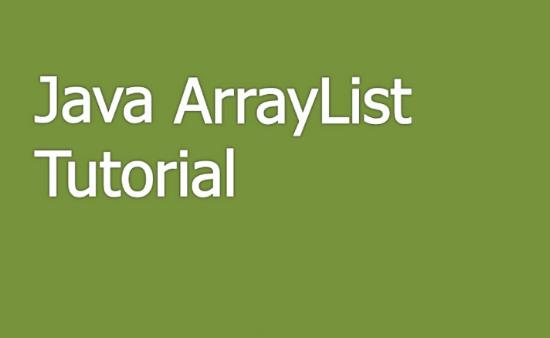 Ví dụ và cách sử dụng ArrayList trong Java
