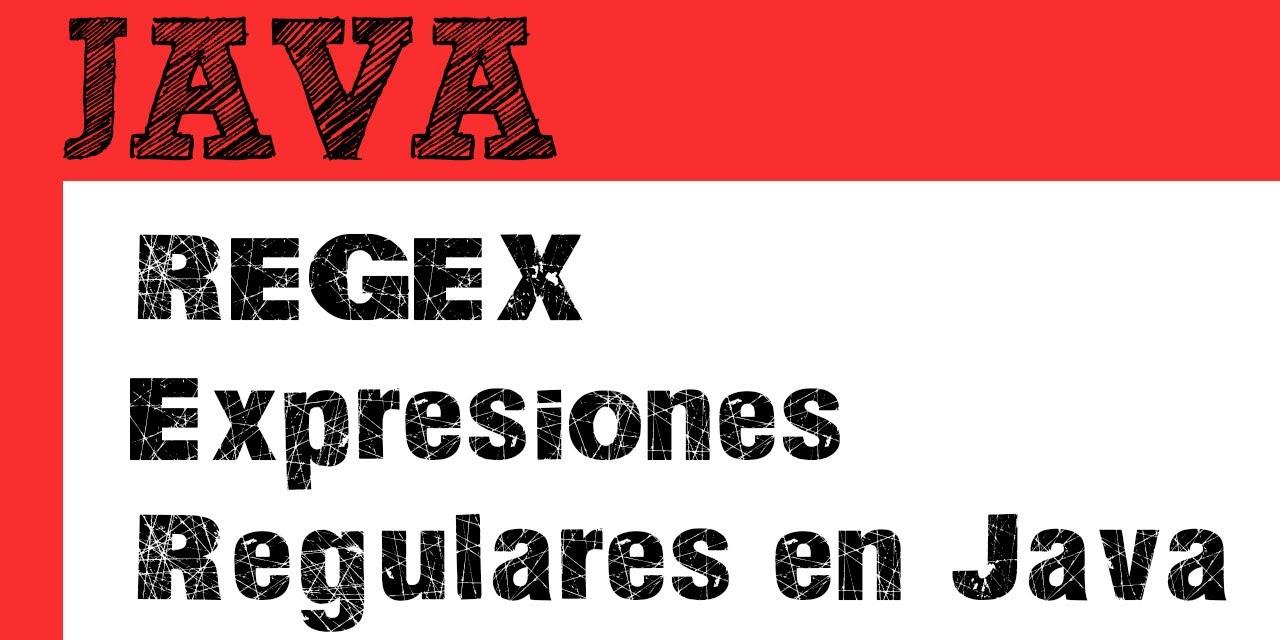 Biểu thức chính quy trong java [Regular Expression]