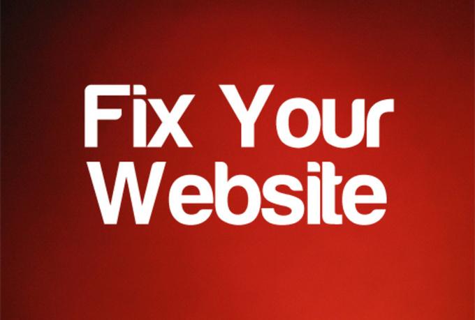 Các lỗi thường gặp trên website (2)