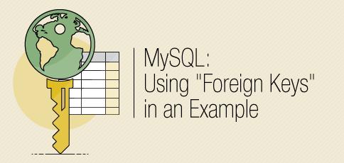Tạo khóa ngoại (Foreign Key) trong MySQL