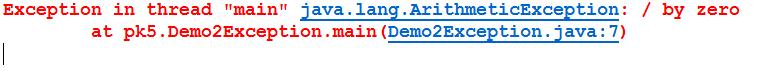 Vì sao phép tính chia cho một số 0.0 không xảy ra ngoại lệ trong Java (2)